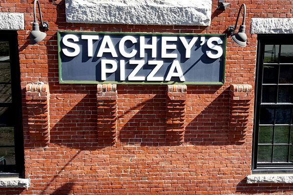 Stachey's Pizza - Our North Andover location 9 High Street North Andover, MA - 978-683-1999